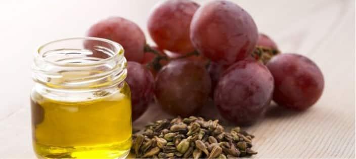 distillery grape seed oil