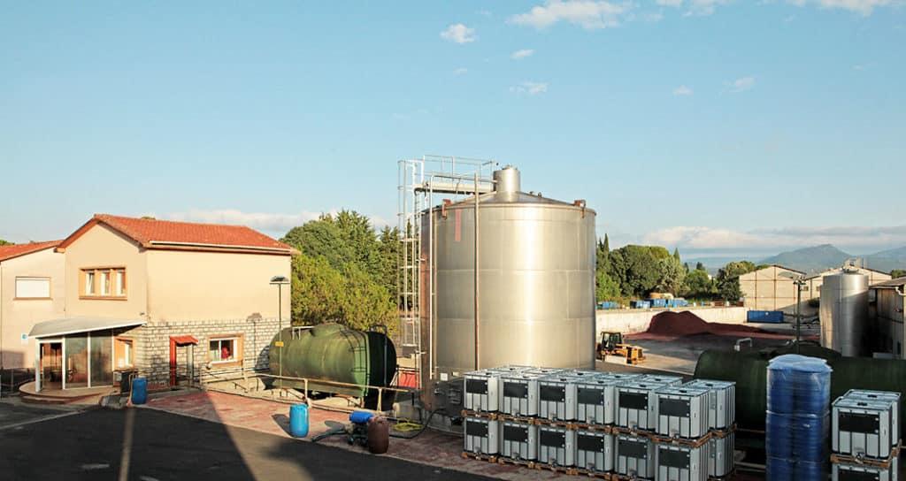 distillerie saint andre sangonis