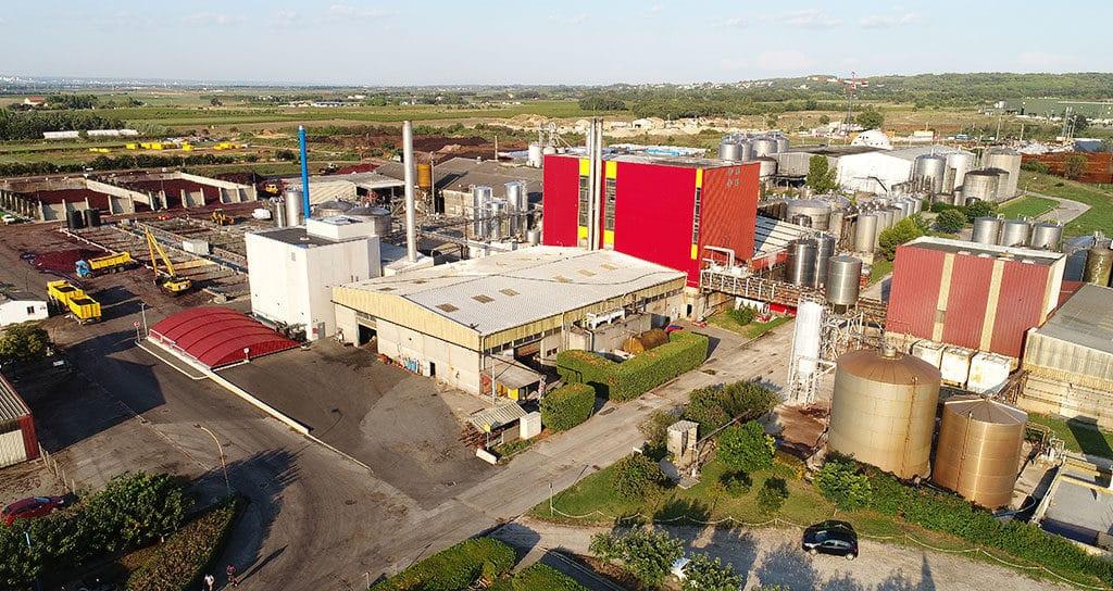 distilleries mediterranee vauvert, distillerie alcool france