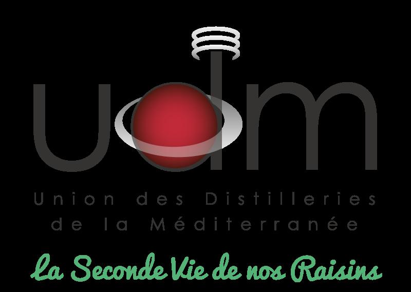 logo union des distilleries de la mediterranee